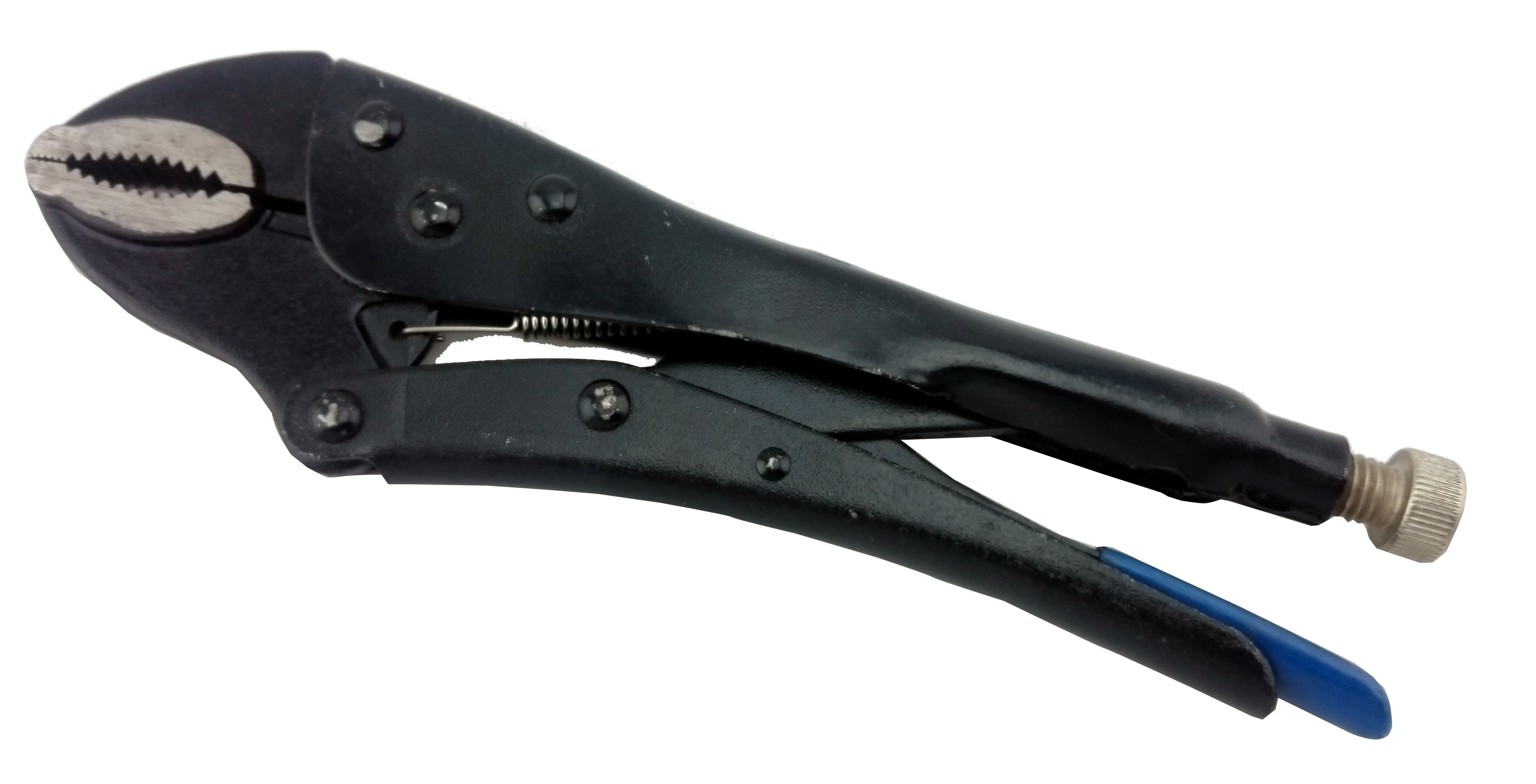 """10"""" STRAIGHT JAW LOCKING MOLE GRIP PLIERS, EQUIVALENT TO VISE-GRIP 10R"""