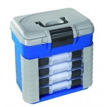SYKES PICKAVANT 306614BOX-B TPMS - STORAGE BOX - BLUE