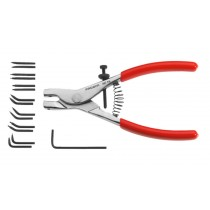 FACOM TOOLS 467 OUTSIDE REMOVABLE-TIP CIRCLIP PLIERS