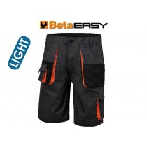 BERMUDA WORK SHORTS, LIGHTWEIGHT FROM BETA TOOLS SIZE EXTRA LARGE - 7861E/XL