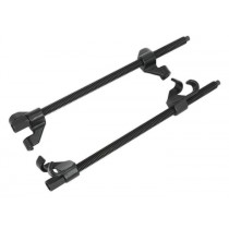 COIL SPRING COMPRESSOR 2PC LONG REACH FROM SEALEY AK3846 SYC