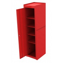 FULL LENGTH SIDE CABINET FOR TOOLBOX STACK FROM BRITOOL HALLMARK BHSC36R