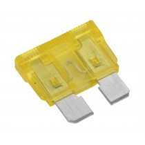 STANDARD BLADE FUSE 20AMP FROM SEALEY CHARGE110.07 SYSP