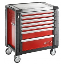 FACOM TOOLS JET.7M4 7 DRAWER RED ROLL CAB