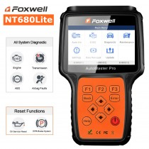 FOXWELL NT680LITE FOUR-SYSTEM SCANNER TOOL WITH SERVICE RESET & EPB SUITABLE FOR ALL MAKES (UK STOCK!)