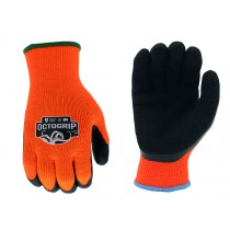 OCTOGRIP COLD WEATHER WORK GLOVES SIZE LARGE