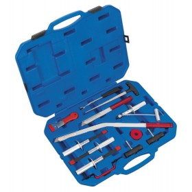 WINDSCREEN REMOVAL TOOL KIT 14PC FROM SEALEY WK14 SYD